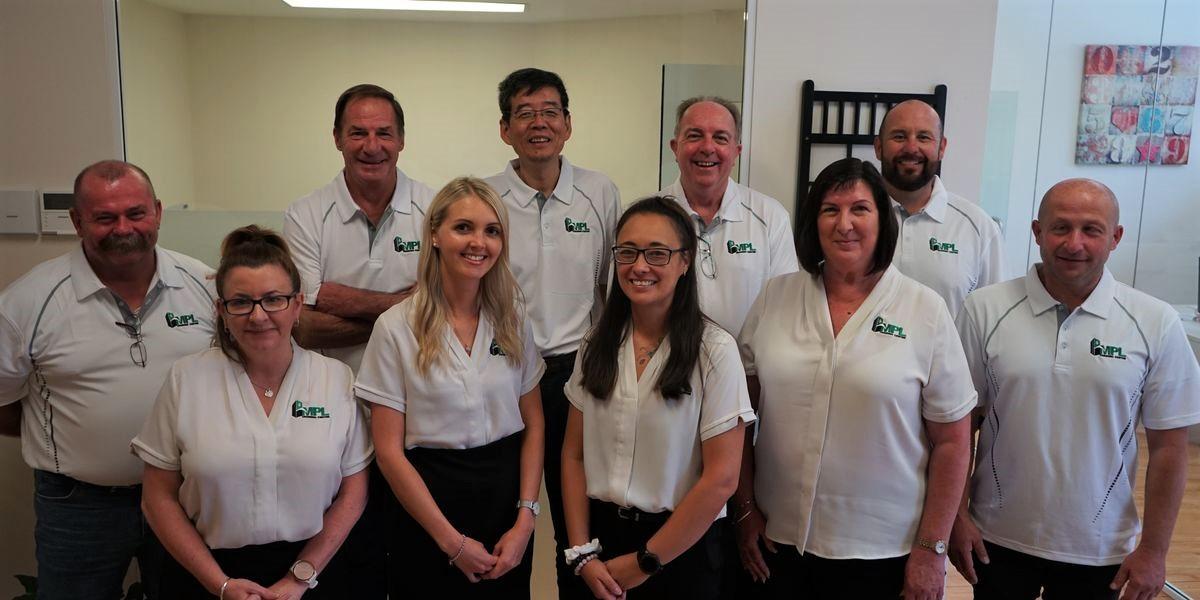 Pest Control Training team at MPL