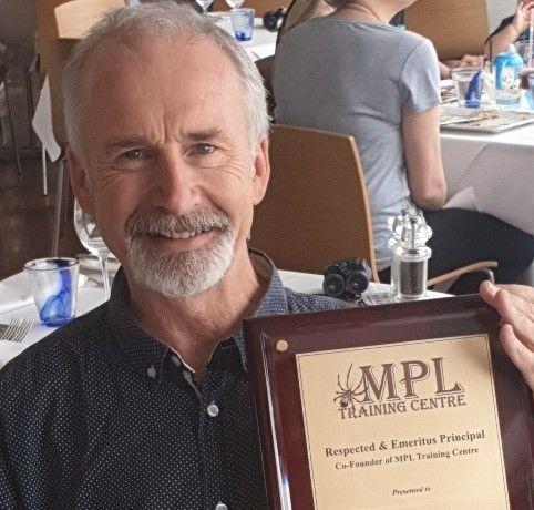 Matthew Lawther, Emeritus Principal - MPL Training Centre