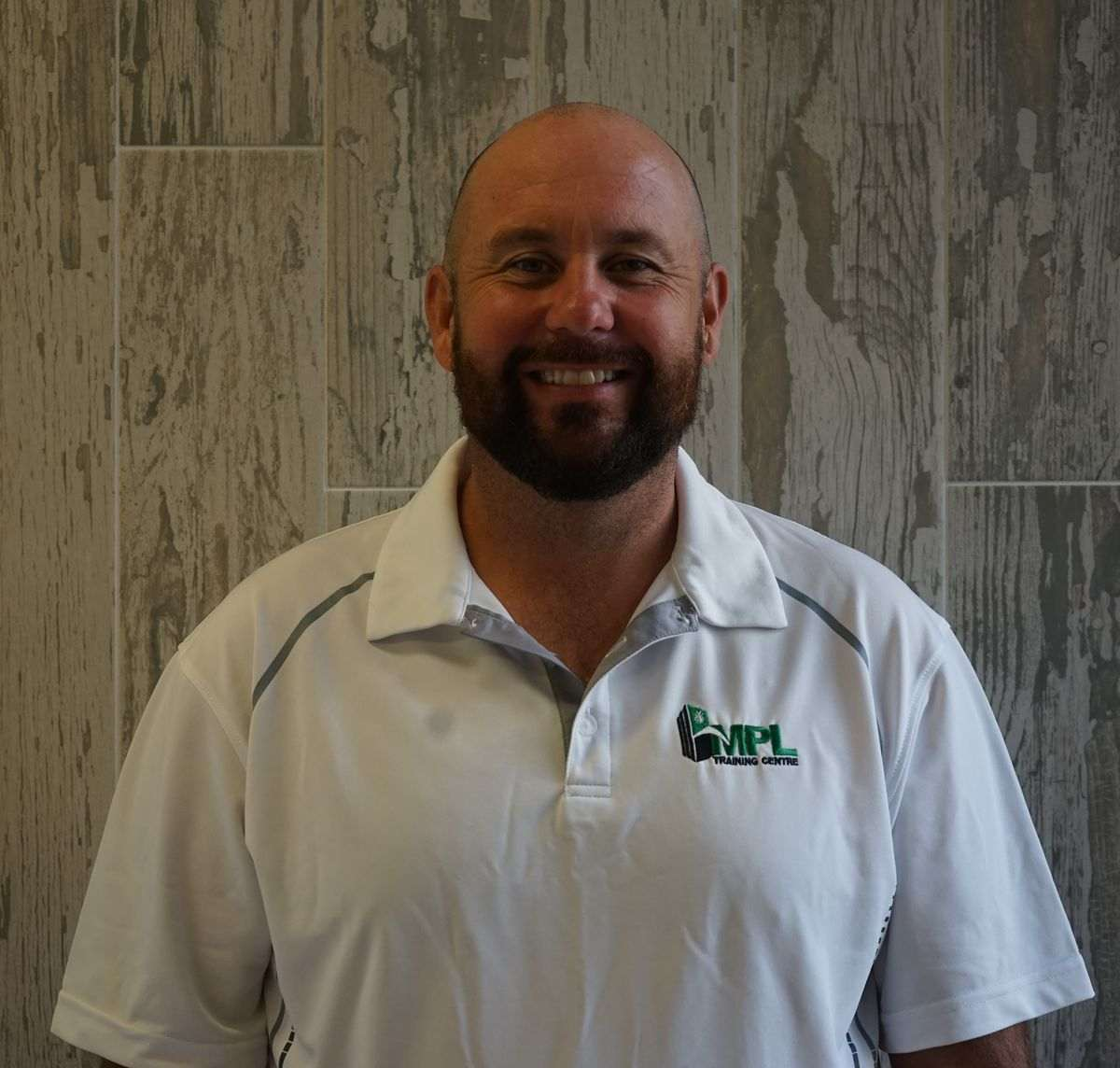Shane Rich - MPL Trainer and assessor
